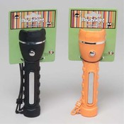 Halloween Flashlight 6.25 Inch
