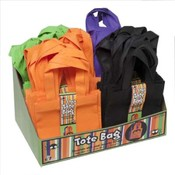 Halloween Colors Craft Tote Bag 3 Pack