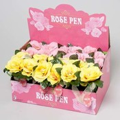 Rose Pen 7 Inch Wholesale Bulk