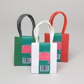 Small Kraft 3 Pack Gift Bag Wholesale Bulk
