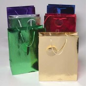 Large Embossed Foil Gift Bag