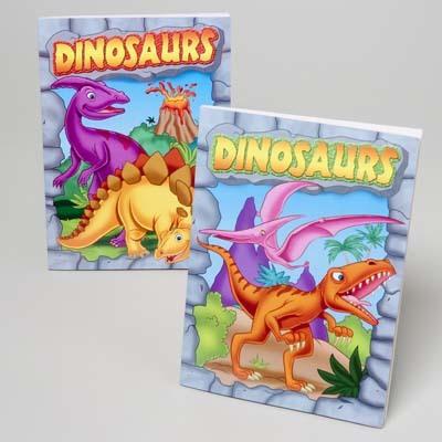 Bulk Dinosaurs COLORING BOOK [1065940]