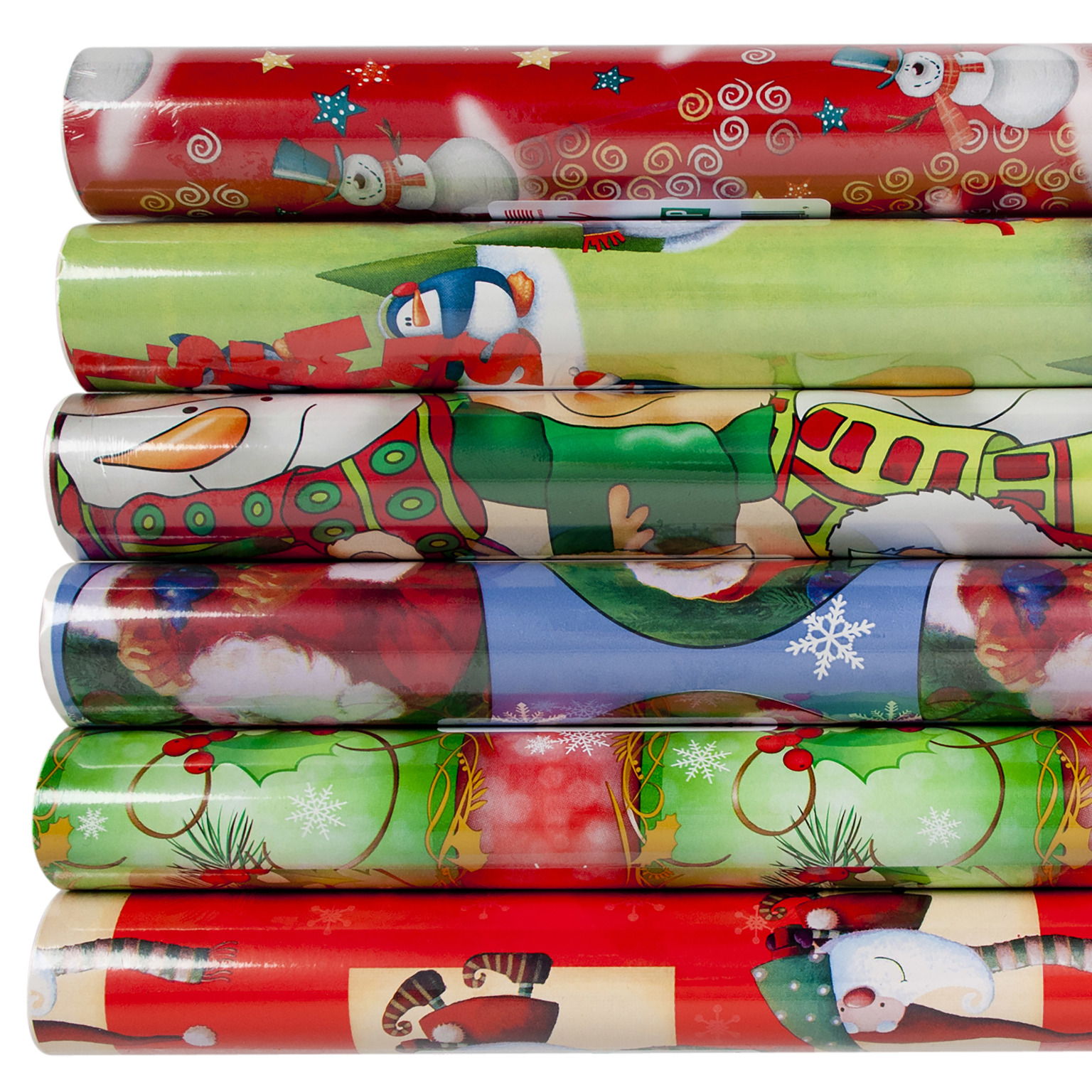 CHRISTMAS Gift Wrap 40 Sq. ft. (342292)