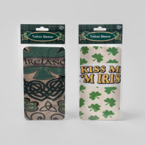 St. Patrick's Day Assorted TATTOO Sleeves [1938754]