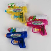 Gumball Filled Water Gun Display