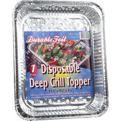 ALUMINUM DEEP GRILL TOPPER 11.75 Wholesale Bulk