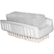 Nail Brush with Pumice Stone Wholesale Bulk