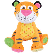 Plush Button Bunch Tiger