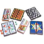 5&quot; Asst Magnetic Games