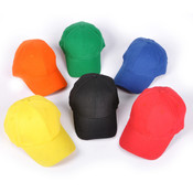 Bright Colored Baseball Caps