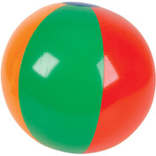 "16"" Multi Color Beach Ball"