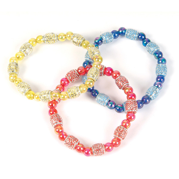 Wholesale Tiki Bead Bracelet