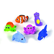 2&quot; Squirt Sea Life Assortment