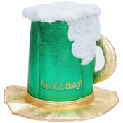St.Patrick's Days Beer Mug Hat