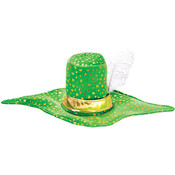 Pointed Brim Leprechaun Hat Wholesale Bulk