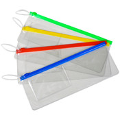 10&quot; Vinyl Pvc Pouches