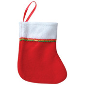 "4"" Mini Christmas Stockings"