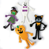 3-3.5&quot; Halloween Bendables