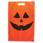 11&quot;X17&quot; Halloween Jack-O Lantern-Trick Bag