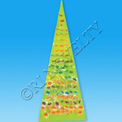 35' 432 Piece Lollipop Tree Display Wholesale Bulk