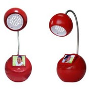 "LED Desklamp with 3.5"" Digital Photo Frame"