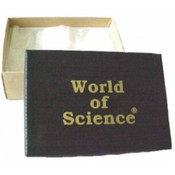World of Science Jewelry - Size Gift Box