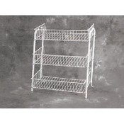 Snack / Candy Rack (White)