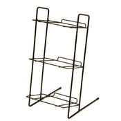Reverse Slant Rack (Black) Wholesale Bulk