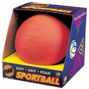 Slinky Poof Foam Junior Basketball Wholesale Bulk