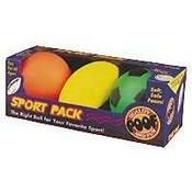 Slinky POOF 3-Ball Sport Pack Wholesale Bulk