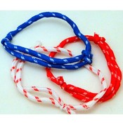 Patriotic Rope Friendship Bracelet