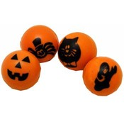 Halloween Bouncing Balls