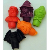 Halloween Pencil Top Erasers (Pack of 216)