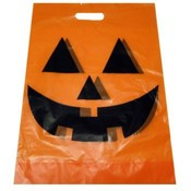 Jack-O-Lantern Trick Or Treat Bags