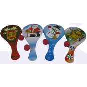 Holiday Paddle-ball Games