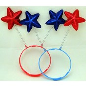 Patriotic Star Head Bopper
