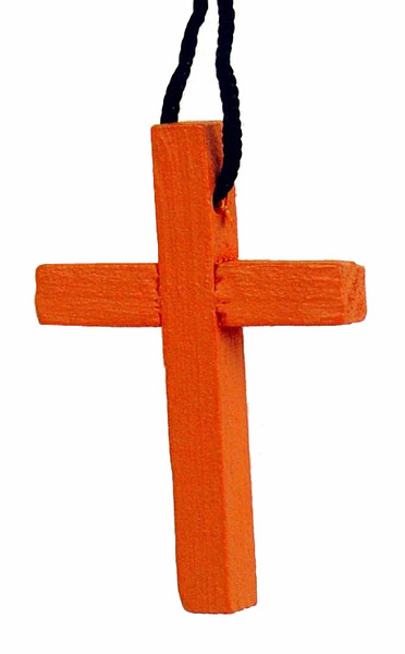 Amazon.com: Surf Hemp Surfer Wooden Cross Necklace Jesus Christian
