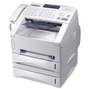"Brother International Corp. Laser Fax,Business Class,8MB,17-2/5""x17-1/10""x17"",Gray"