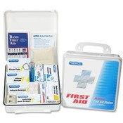 "Acme United Corporation  First Aid Station,For 50 People,311 Pieces,9-3/4""x10-3/4""x3"""