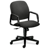 HON Company Executive High-Back Chair, 26&quot;x27&quot;x39-3/4&quot;, Gray