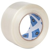 "Sparco Products  Filament Tape, 3"" Core, 2""x60 Yards"