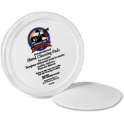 Genuine Joe Pre-moistened Hand Cleaning Pads, 3' Diameter, 50 Pads Wholesale Bulk