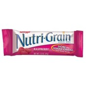 Keebler Nutrigrain Cereal Bars,Low Fat,1.3 oz.,16/BX,Raspberry