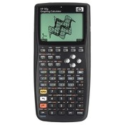 "Hewlett-Packard Graphing Calculator,75Mhz,2300 Functor,3-1/5""x7-1/5""x9/10"""