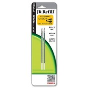 Zebra Pen Corporation Gel Refill, 0.7mm, 2/PK, Black Wholesale Bulk