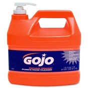 GOJO Industries Hand Cleaner,Orange Pumice,w/Baby Oil,1 Gal,4/CT,Citrus Wholesale Bulk