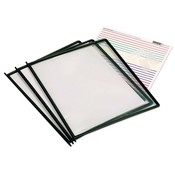 Master Products  Replacement Sleeves,for Masterview System,13&quot;x11&quot;x4&quot;,6/PK