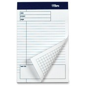 Tops Business Forms  Planning Pad,Ruled w/Task Lis