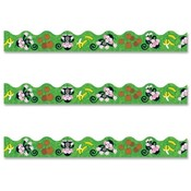 Trend Enterprises  Monkey Themed Trimmer, 12 Panels, 39' Long