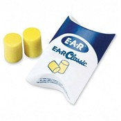 R3 Safety Classic Earplugs, Uncorded, 200/BX, Yellow Wholesale Bulk